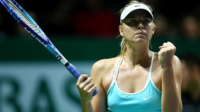 Sharapova kortlara geri dönüyor