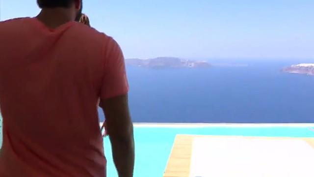 Para Bende Santorini'de...