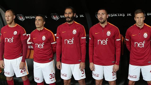 Galatasaray'da Semih Kaya ve Martin Linnes gözden çıkarıldı!