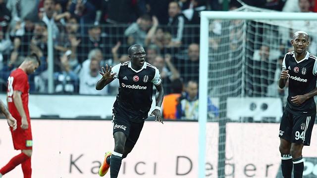 Beşiktaş Antalyaspor'a acımadı! 3-0