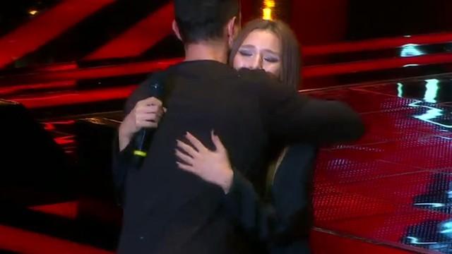 O Ses Türkiye'de Murat Boz'dan ağlatan teklif