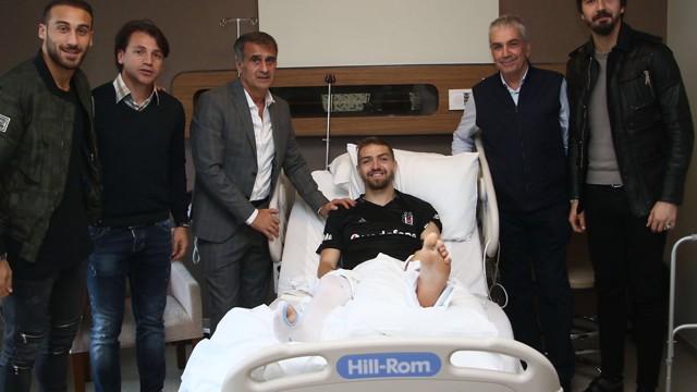 Inter'den Caner Erkin açıklaması geldi!