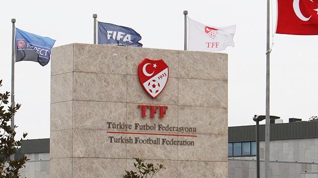 TFF, transfer yasağını kaldırdı!