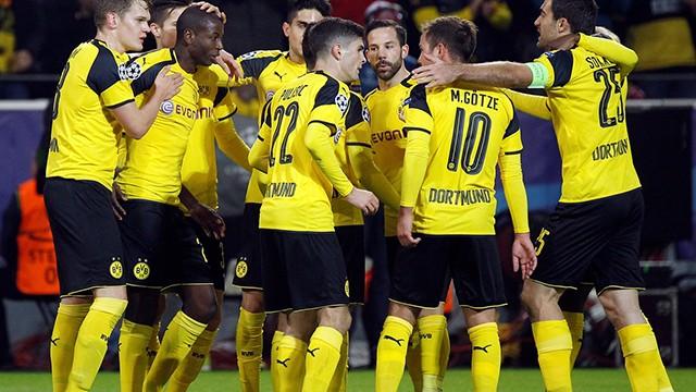 Emre Mor'un asisti, Aubameyang'ın golleri! Dortmund'dan gol şov!