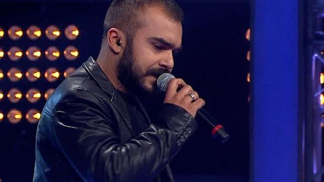 O Ses Türkiye şampiyonu Mustafa Bozkurt Ankara'da