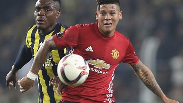 Galatasaray'a Marcos Rojo müjdesi!