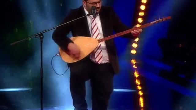 O Ses Türkiye performansıyla büyük alkış aldı