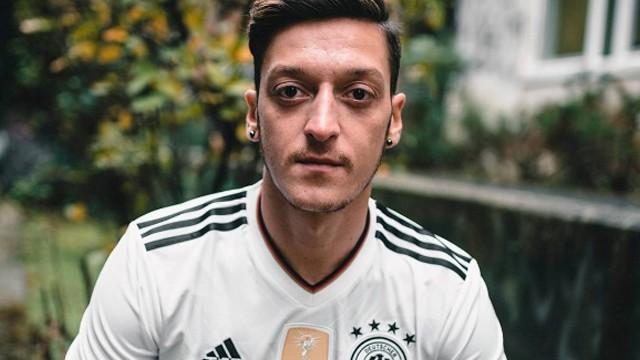 Mesut Özil, Mustafa Keser hayranı çıktı