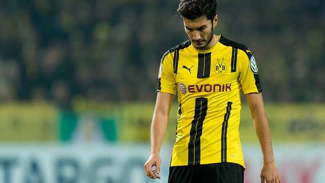 Borussia Dortmund Nuri Şahin ile yolları ayırıyor