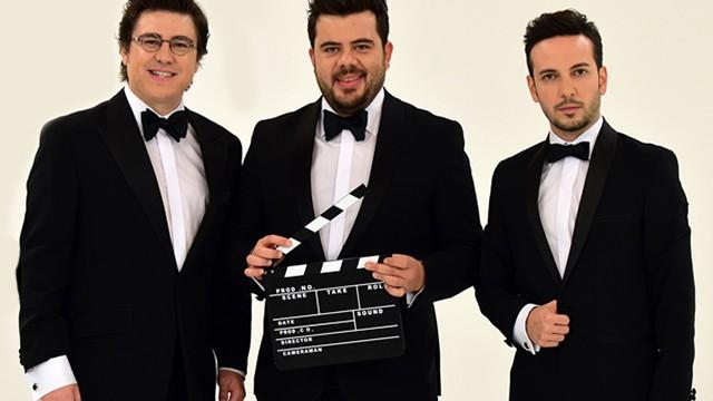 3 Adam yeni bölümü ile yarın akşam TV8'de...