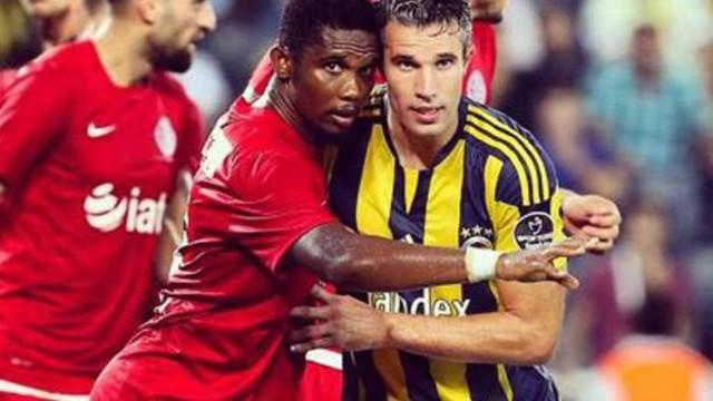 Antalyaspor'un yıldızı Eto'o sezonu kapattı!