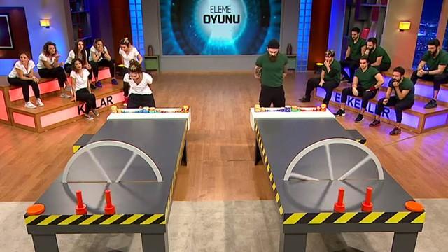 Göz6 eleme oyununu kim kazandı?