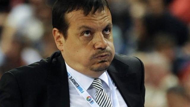 Galatasaray koçu Ergin Ataman'a gönderme!