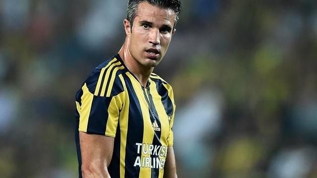 Robin Van Persie'den Galatasaray derbisi yorumu!