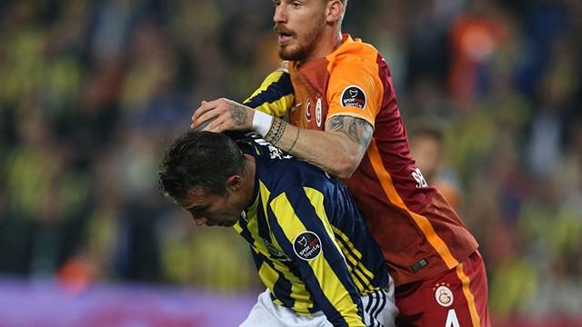 Galatasaraylı Serdar Aziz'in burnunda kırık şüphesi!