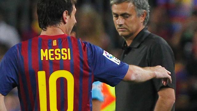 Jose Mourinho'dan Messi'ye 'ahlaksız' teklif