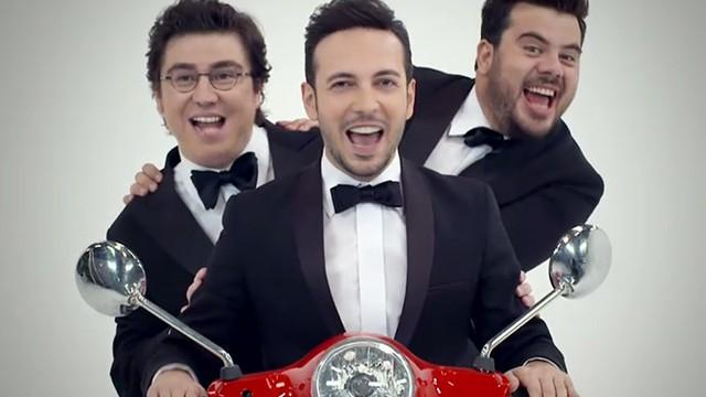 3 Adam bu akşam TV8 ekranlarında...