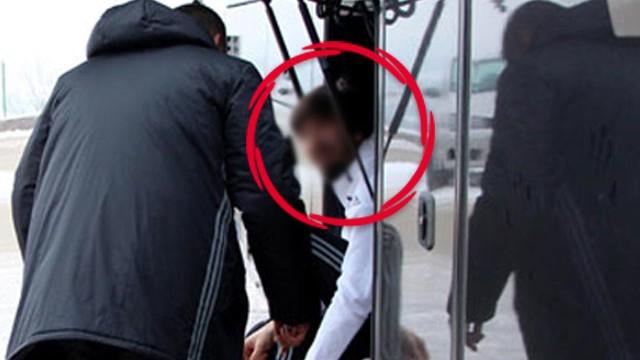 Beşiktaşlı futbolcu bagajdan çıktı! Bolu'ya böyle gitti...