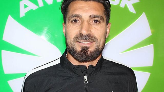 Amedsporlu Şehmus Özer hayatını kaybetti