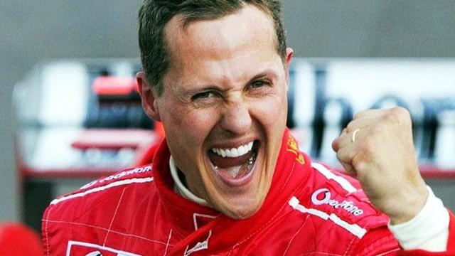 Schumacher'in fotoğrafı için 6 milyon lira istedi
