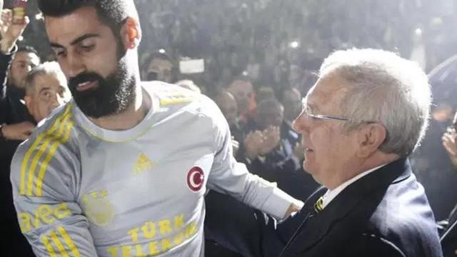 Aziz Yıldırım'dan flaş Volkan Demirel kararı!