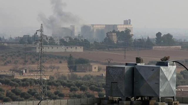 Fırat Kalkanı'nda 4 saldırıda 14 şehit