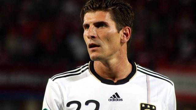 Mario Gomez'den transfer açıklaması!