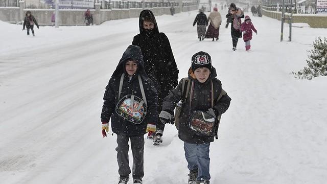 29 Aralık'ta hangi illerde okullar tatil?