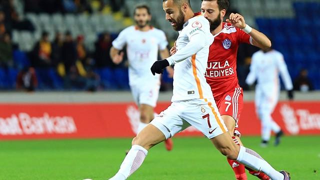 Galatasaray'a 3 şok birden!