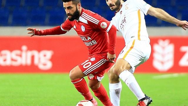 Tuzlaspor'dan Hamit Altıntop iddialarına yanıt!