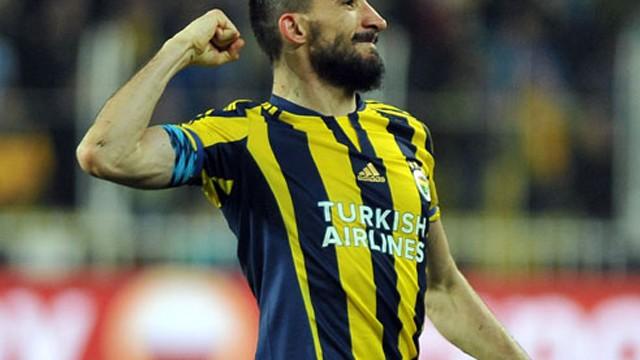 Fenerbahçe'den Mehmet Topal açıklaması!