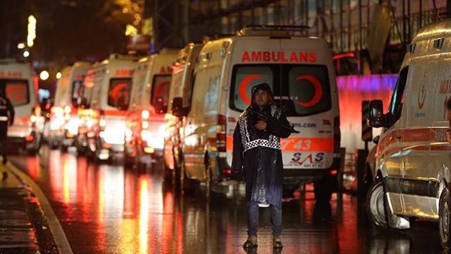 Reina saldırısını terör örgütü DEAŞ üstlendi