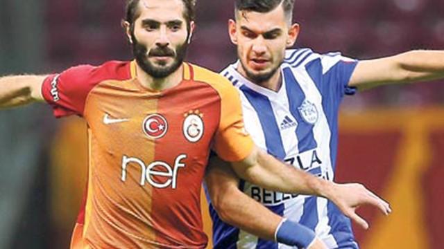 Galatasaray resmen açıkladı! Hamit Altıntop...