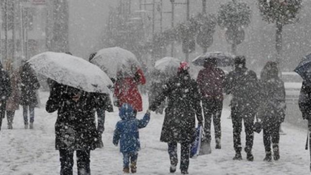 İstanbul ve Ankara'da kar alarmı!
