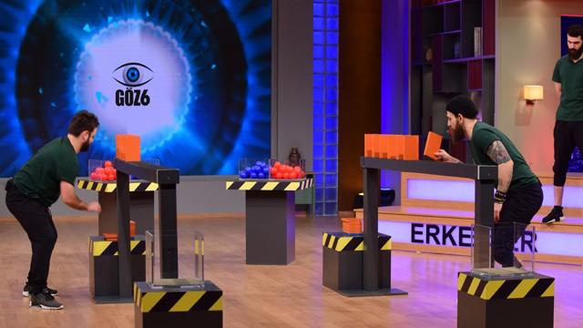 Göz6 erkekler takımının ilk finalisti kim oldu?