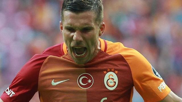 Lukas Podolski için bomba iddia!