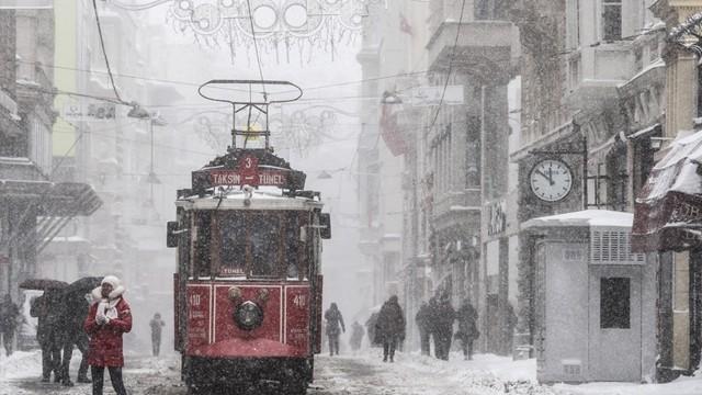 İstanbul'da son durum