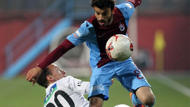Trabzonspor, Güray Vural'ın sözleşmesini feshetti!