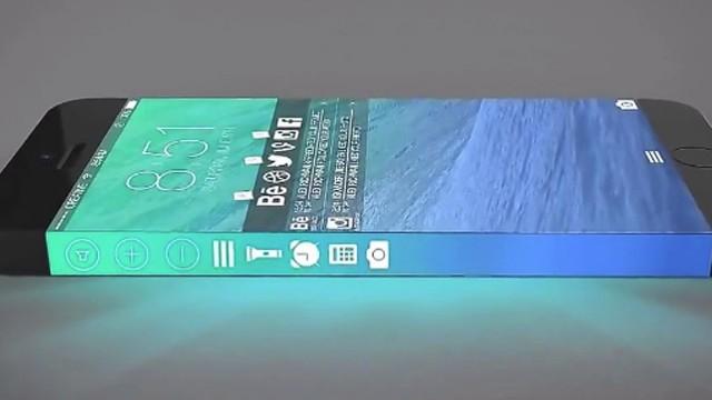 iPhone 8'lerde kablosuz şarj yeniliği!