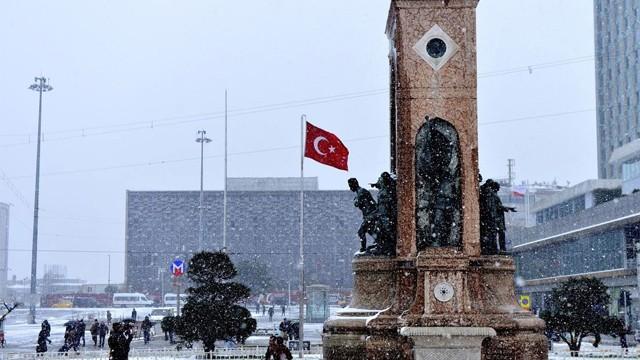 İstanbul'da hava bugün nasıl olacak?