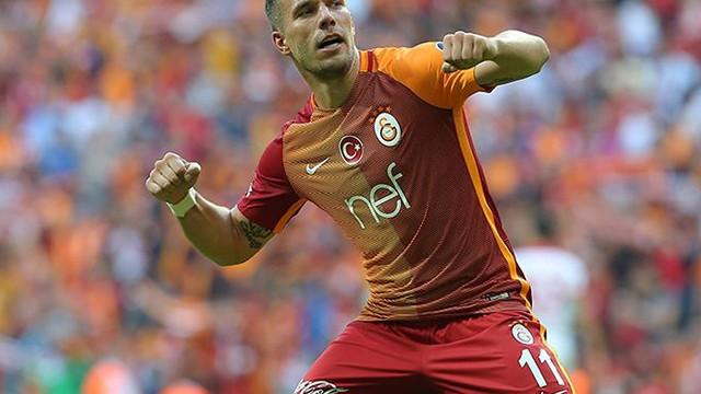 Lukas Podolski sürprizi! Japonya'ya gidiyor...