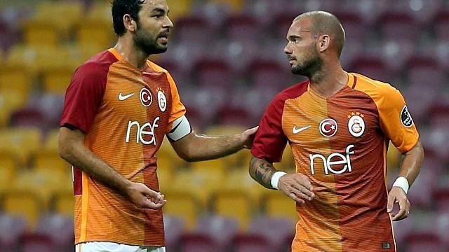 Galatasaray'da Selçuk İnan gözden çıkarıldı