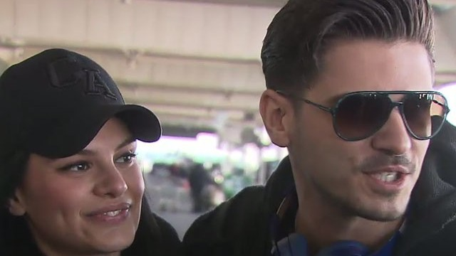Tolgahan Sayışman ile Almeda Abazi 13 Şubat'ta Los Angeles'ta evleniyor