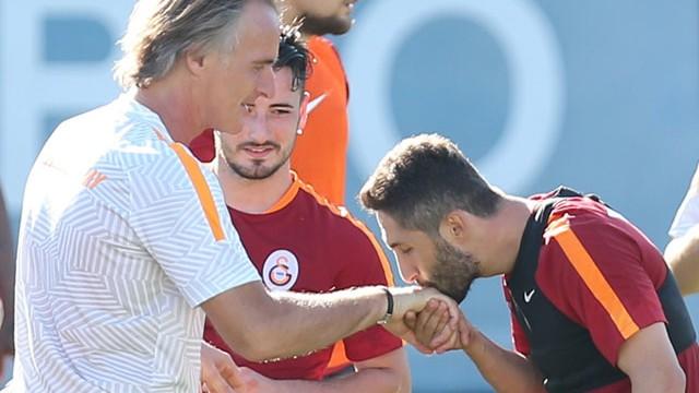 Galatasaray'da şok Sabri Sarıoğlu gerçeği!