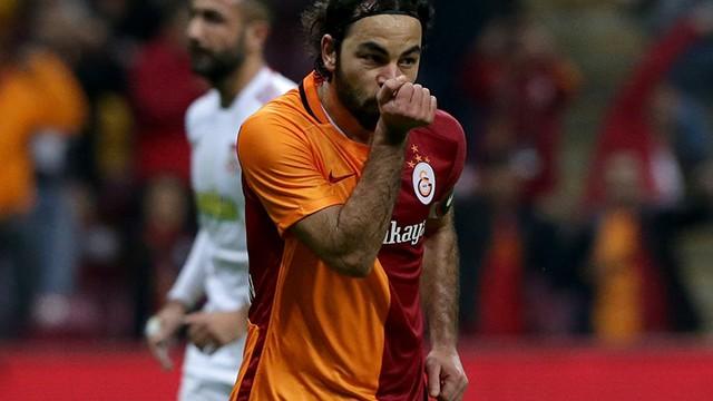 Galatasaray'a Selçuk İnan müjdesi!