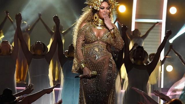Grammy gecesine Beyonce damgası