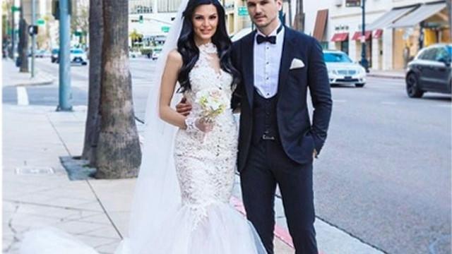 Tolgahan Sayışman ve Almeda Abazi'den nikah sonrası ilk mesaj