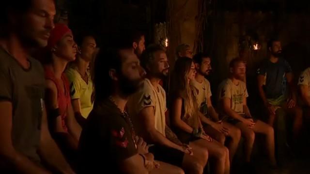 Survivor'da Sabriye ve Sedat eleme adayları oldular