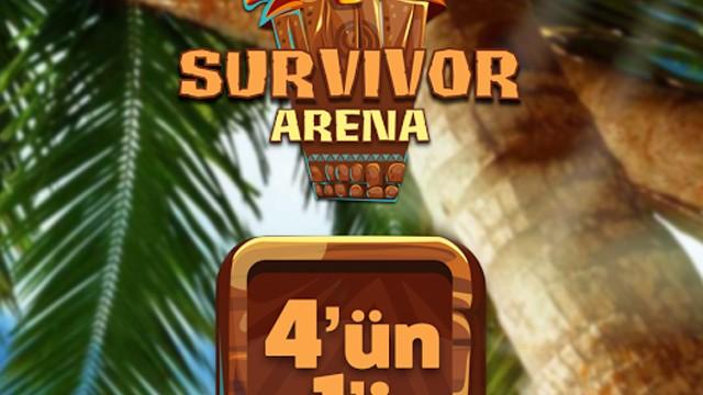 Survivor Arena - 4'ün 1'i Nasıl Oynanır?