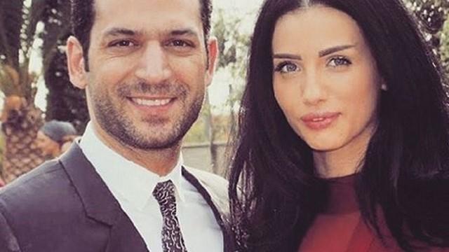 Murat Yıldırım eşiyle kontrolde
